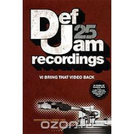 Various Artists: DEF JAM 25 - VJ Bring That Video Back