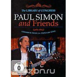 Paul Simon And Friends: Gershwin Prize For Popular Song