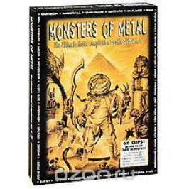 Various Artists: Monsters of Metal - The Ultimate Metal Compilation Vol. 4 (2 DVD) Концерты