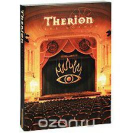 Therion: Live Gothic. Limited Edition (DVD + 2 CD) Концерты