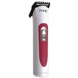 HTC АТ-028, White Red машинка для стрижки