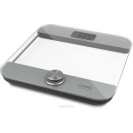CASO Body Energy Ecostyle, Grey Transparent напольные весы