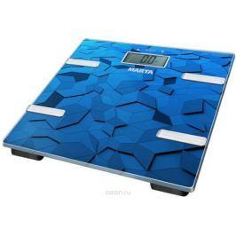 Marta MT-1675 Синий сапфир, Blue весы напольные