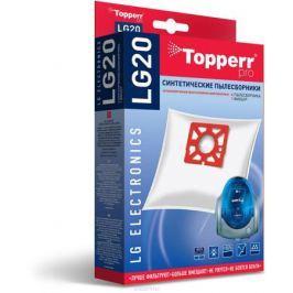 Topperr LG20 фильтр для пылесосовLG Electronics, 4 шт
