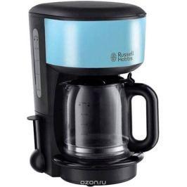 Russell Hobbs 20136-56 Colours Plus Heavenly, Blue кофеварка