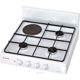 Gefest ПГЭ 910-01, White плита комбинированная