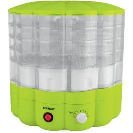 Scarlett SC-FD421001, Green сушилка для продуктов
