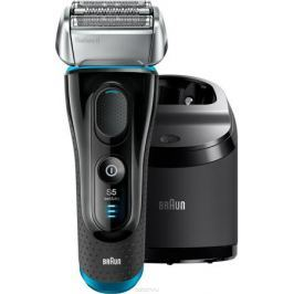 Braun Series 5 5190cc Wet&Dry, Black Blue электробритва