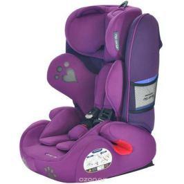 Автокресло Everflo Bear Keeper 968PB цвет пурпурный от 9 до 36 кг