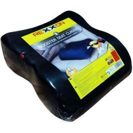 Rexxon Бустер детский автомобильный Bubu цвет черный от 15 до 36 кг
