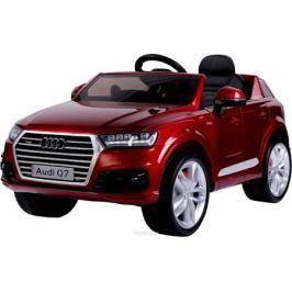 Kidscars Электромобиль Audi Q7 цвет красный