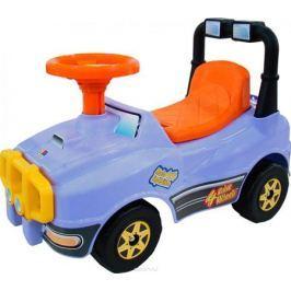 Полесье Автомобиль-каталка Джип №2 цвет сиреневый
