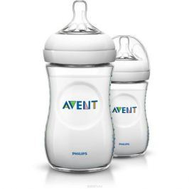 Philips Avent Бутылочка для кормления Natural от 1 месяца 260 мл 2 шт