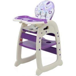 Polini Стульчик для кормления 460 цвет фиолетовый