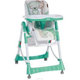 Lorelli Стульчик для кормления Primo зеленый белый 10100051722