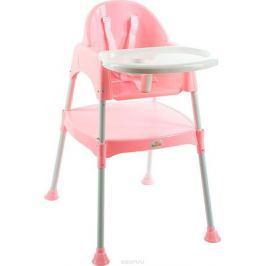 Funkids Стульчик для кормления Eat And Play 2 в 1 цвет розовый