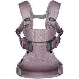 BabyBjorn Рюкзак для переноски ребенка One Mesh цвет лавандовый
