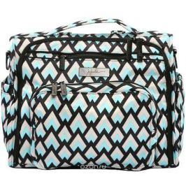Ju-Ju-Be Сумка-рюкзак для мамы B.F.F. цвет голубой белый 15FM02X-6297