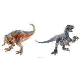 Schleich Набор фигурок Тираннозавр Рекс и Велоцираптор