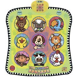 Знаток Игровой музыкальный коврик Танцующий зоопарк