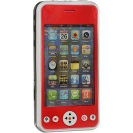 S+S Toys Электронная игрушка Смартфон цвет красный