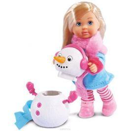 Simba Кукла Еви и снеговик