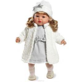 Arias Кукла озвученная Elegance цвет платья белый