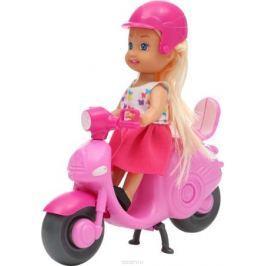 Tongde Кукла с мото и аксессуарами 16 х 16 х 6 см K080189