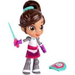 Nella Игровой набор с куклой Создай модный образ Рыцарь Нелла с аксессуарами