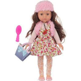 Doll&Me Кукла с аксессуарами цвет наряда розовый 34 х 17 х 9 см 1020