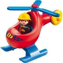 Playmobil Игровой набор Вертолет для пожаротушения