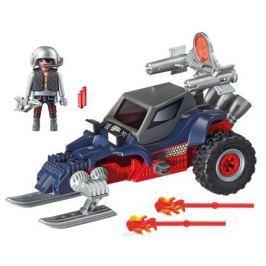 Playmobil Игровой набор Полярная экспедиция Ледяной пират со снегоходом