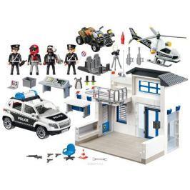 Playmobil Игровой набор Полицейский участок