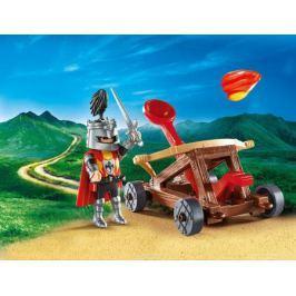 Playmobil Игровой набор Возьми с собой Рыцарь с катапультой