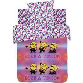 Комплект детского постельного белья Миньоны