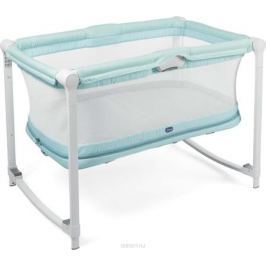 Chicco Кроватка-манеж ZIP & GO Aquarelle
