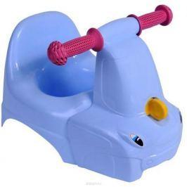 Little Angel Горшок-игрушка Грузовичок цвет голубой