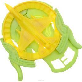 Sima-land Стрелялка цвет салатовый желтый Самолет 394294