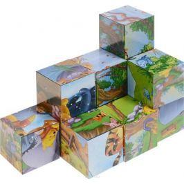 Step Puzzle Кубики Винни и его друзья