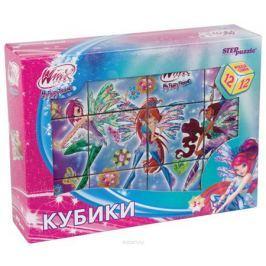 Step Puzzle Кубики Winx