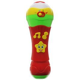 Умка Развивающая игрушка Микрофон