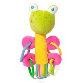 Ути-Пути Развивающая игрушка Пищалка Лягушонок