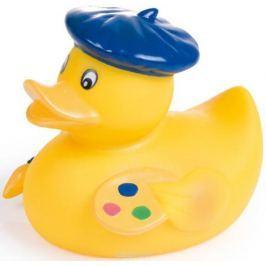 Canpol Babies Игрушка для ванны Утка-художник