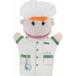 Наивный мир Кукла на руку Веселый рассказчик Повар