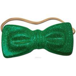 Partymania Бабочка карнавальная цвет зеленый