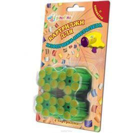 Pinofino Картриджи для хлопушки-пистолета PF0109 цвет зеленая