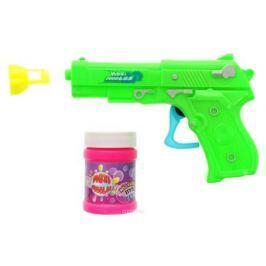 Maxi Bubbles Набор для пускания мыльных пузырей Пистолет цвет салатовый