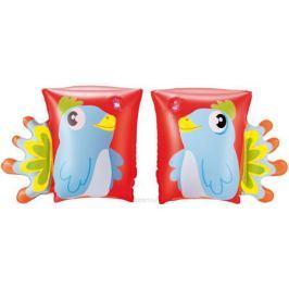 Bestway Нарукавники для плавания Попугаи