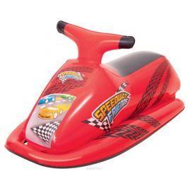 Bestway Надувной скутер цвет красный