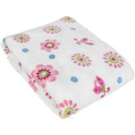 Споки ноки Плед детский Ultrasoft цвет розовый 100 х 140 см